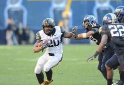 Alston's Role May Expand for WVU