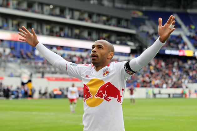 MLS: Is Thierry Henry the Best Designated Player Signing in League History?