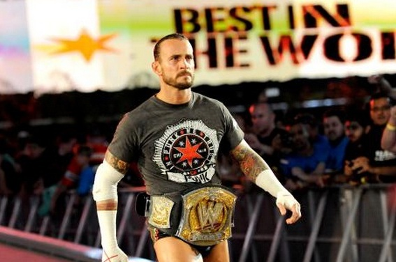 WWE Champion CM Punk Should Be the Face of the WWE in Today's PG Era