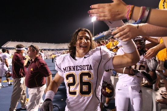 Big Ten Football Top 150 Players: No. 144, Mike Rallis, Minnesota LB