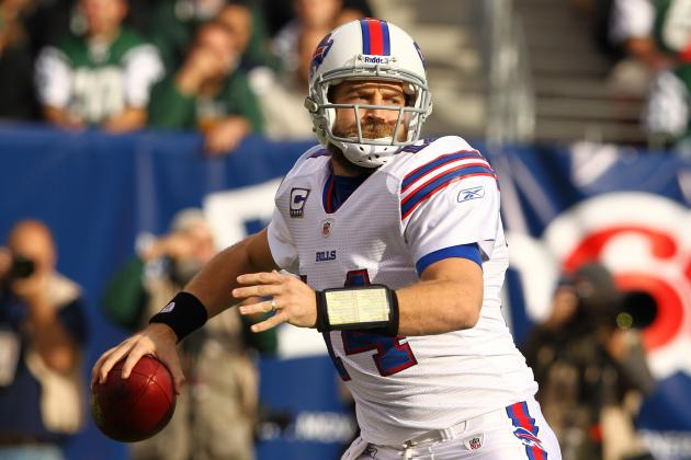 2012 Buffalo Bills Schedule: Full Listing of Dates, Time and TV Info
