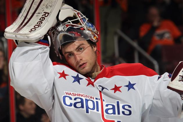NHL Playoffs 2012: Braden Holtby Is the Washington Capitals' Perfect Goalie