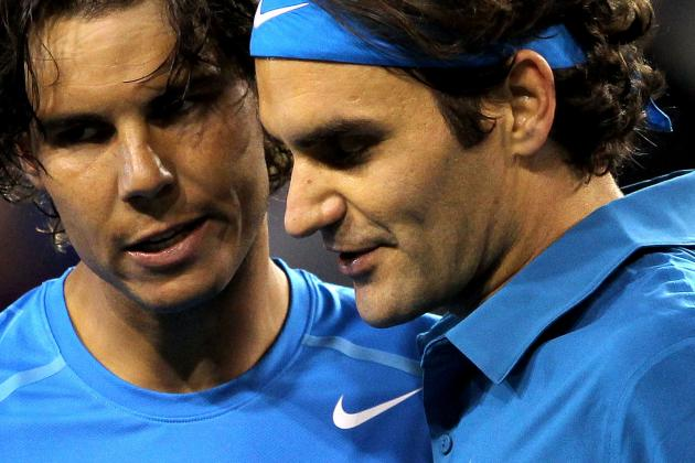 Roger Federer, Rafael Nadal and Novak Djokovic: Who's the Best Front-Runner?