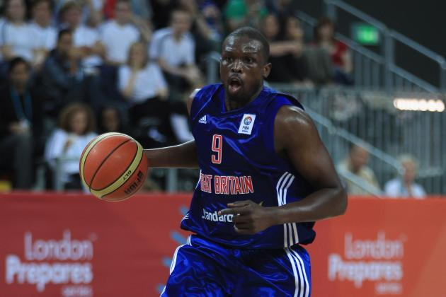 Luol Deng, Ben Gordon to Play for British Basketball Team in 2012 Olympics