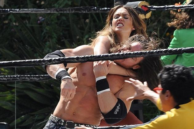 John Morrison: 'The Shaman of Sexy' Gets in the Ring with Jessica Alba