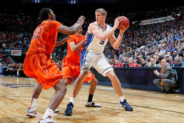 Duke Basketball: Mason Plumlee's Decision to Return for His Senior Year Is Huge