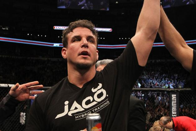 Cain Velasquez vs. Frank Mir Will Happen,  Just Not at UFC 146