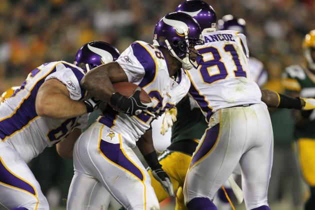 Ranking the NFC North RBs, Pre-NFL Draft Edition