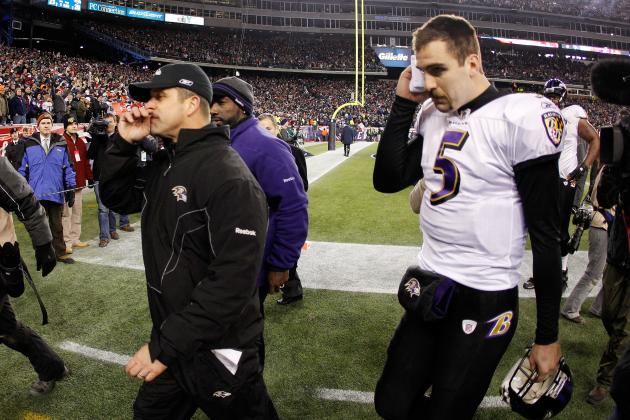 Joe Flacco Comments: Should They Be Compared to Eli Manning's?