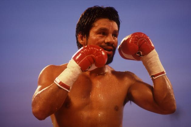 Fantasy Fights: Julio Cesar Chavez Sr. vs. Roberto Duran