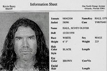 Professional Wrestling: Scott Hall Arrested Again