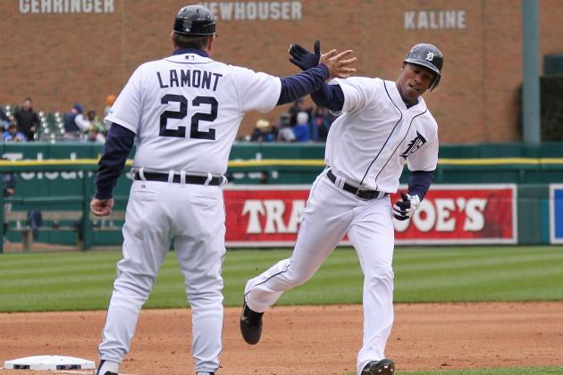 Austin Jackson and Miguel Cabrera Stay Hot, Tigers Bounce Tampa Bay 5-2