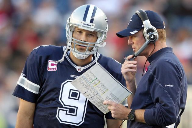 2012 Dallas Cowboys Schedule: Full Listing of Dates, Time and TV Info