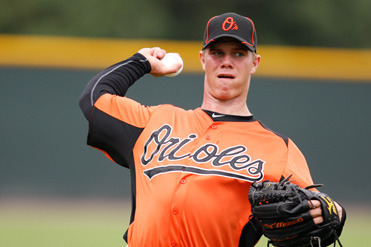 MLB Prospects Video: Orioles Dylan Bundy Perfect in Stellar Pro Debut