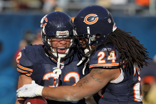 2012 Chicago Bears Schedule: Full Listing of Dates, Time and TV Info