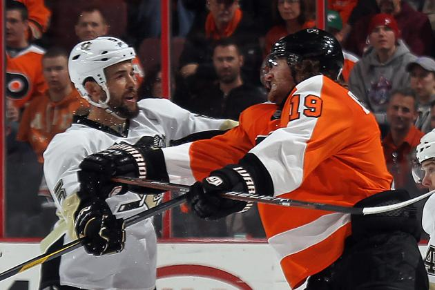 NHL Playoffs 2012: Pittsburgh Penguins vs. Philadelphia Flyers Series Preview