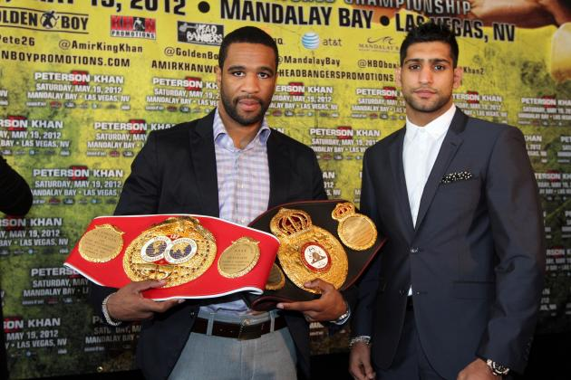 Amir Khan vs. Lamont Peterson: Is the Winner Ready for Mayweather or Pacquiao?