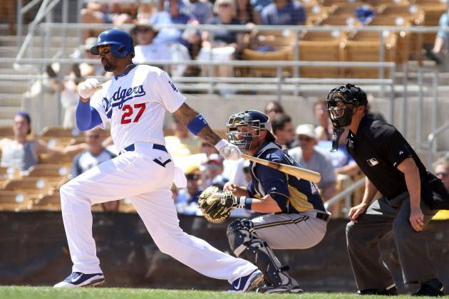 Torre Finally Loves Matt Kemp, Maybe Because Last Year, He Was Better Than Jeter