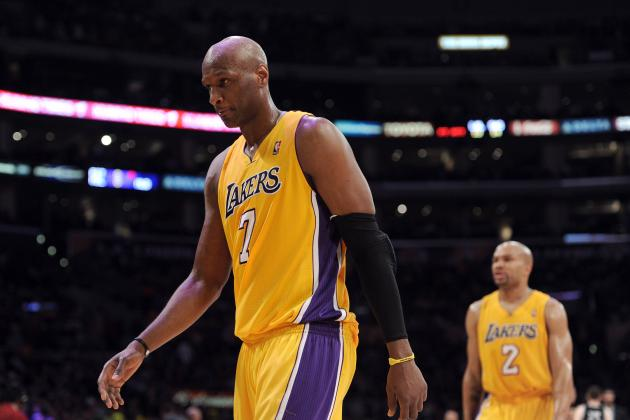 Los Angeles Lakers: Why the Team Should Re-Sign Lamar Odom This Offseason