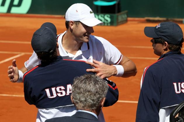 Preview: U.S. vs. Spain in Davis Cup Semi-Finals