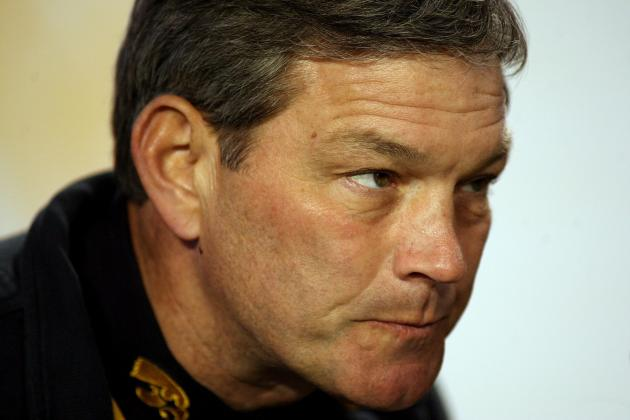 Iowa Football 2012: Would Another 7-5 Season Put Kirk Ferentz on the Hot Seat?
