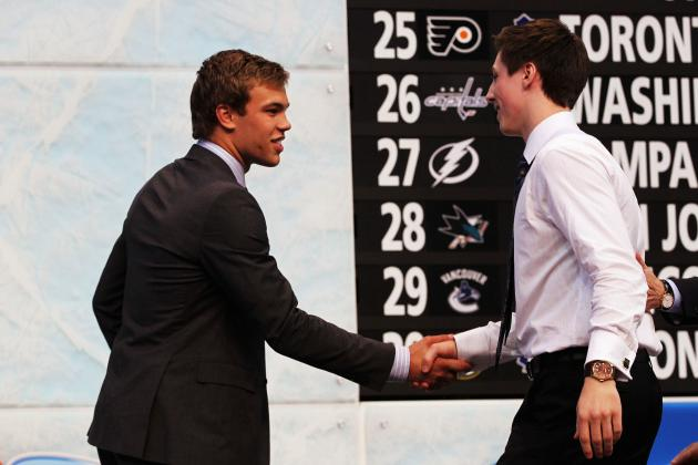 NHL Draft Lottery 2012: Why the Edmonton Oilers Should Not Draft Nail Yakupov