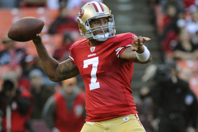 Why Colin Kaepernick Should, Would or Could Get 100 Snaps for 49ers in 2012