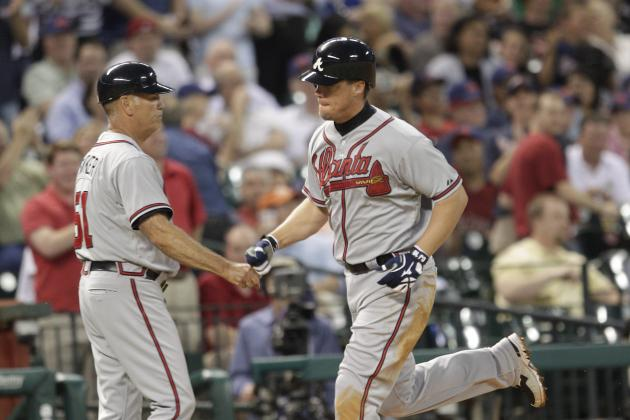 Atlanta Braves Get First Victory on Chipper Jones' Opening Day