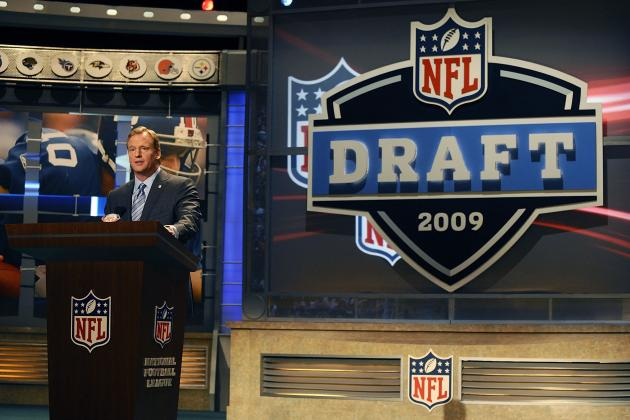 Best-Case Scenario for the Detroit Lions in the 2012 NFL Draft