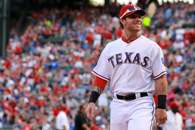 Texas Rangers: What to Do with Slugger Josh Hamilton
