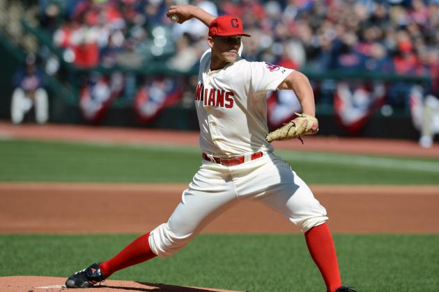 Cleveland Indians: Masterson Needs to Be Next in Line for Contract Extension