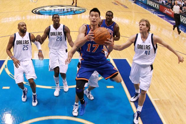 Jeremy Lin's Injury Hurts the New York Knicks More Than Absence of Amar'e