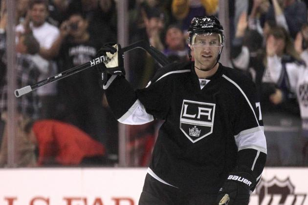 Los Angeles Kings: How Much Does Jeff Carter Injury Hurt Playoff Chances?