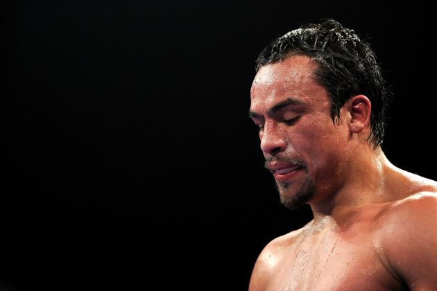 Juan Manuel Marquez Should Make Easy Work of Sergey Fedchenko