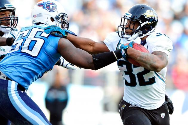 AFC South Advanced Stat of the Week: Maurice Jones-Drew and Success Rate