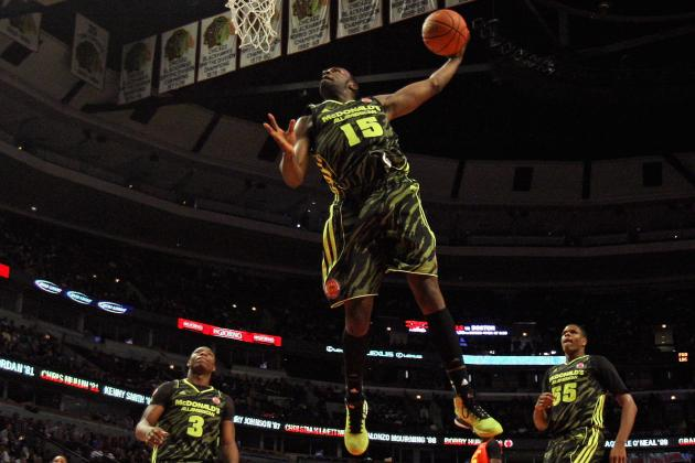 Shabazz Muhammad: Power Ranking Landing Spots for College Basketball Prospect