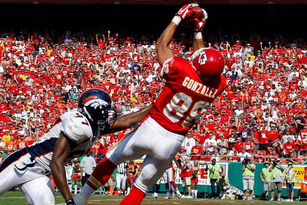 Best Kansas City Chiefs Players Tournament, Final Four: Gonzalez vs. Thomas