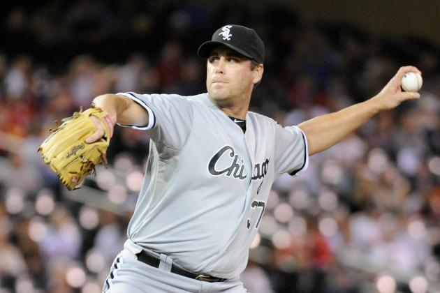 MLB Trade Rumors: Do Chicago White Sox Deal Matt Thornton Since He Isn't Closer?