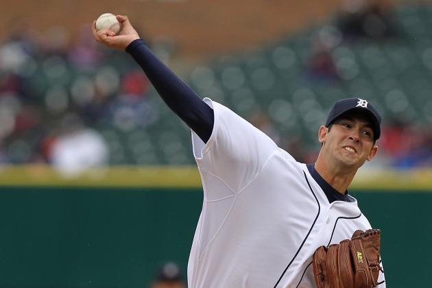Rick Porcello: Detroit Tigers' Starter Continues to Impress in 2012