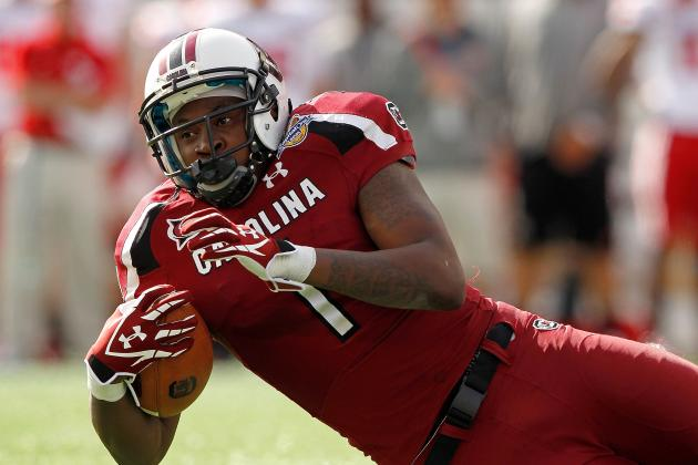 2012 NFL Draft: Alshon Jeffery's Character Concerns; Debunking the Myth