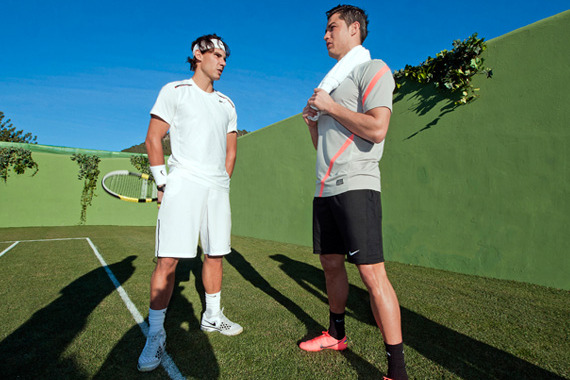 Rafael Nadal vs. Cristiano Ronaldo: Is This Best Commercial in Tennis History?