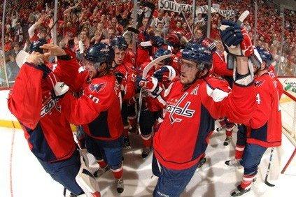 NHL Playoff Bracket 2012: Washington Capitals' Seeding a Recipe for Success