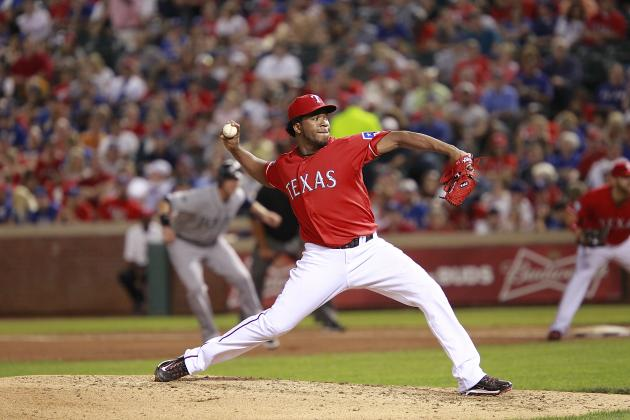 Texas Rangers: Neftali Feliz Shines in Debut, Rotation Set for Years to Come