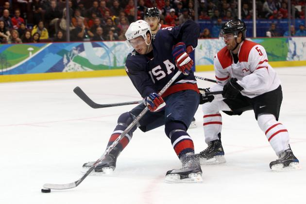 Bobby Ryan, Paul Stastny Headline Team USA World Championship Roster