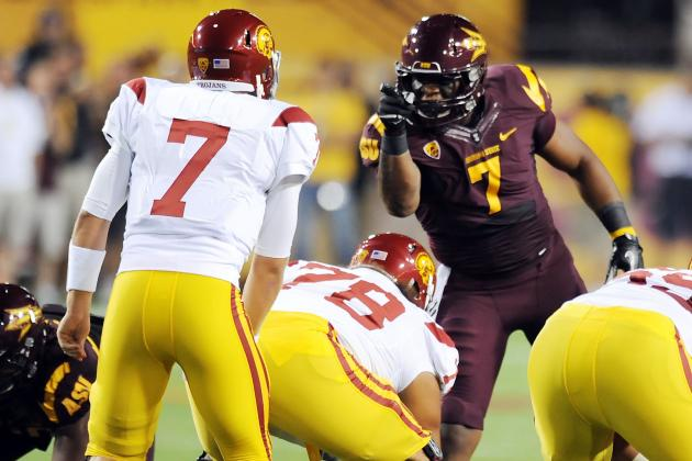 NFL Draft 2012: Cleveland Browns Rumored to Have Interest in Vontaze Burfict