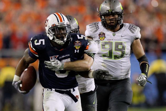 Auburn Football: Trial Gives a Glimpse of Why Michael Dyer Was Suspended