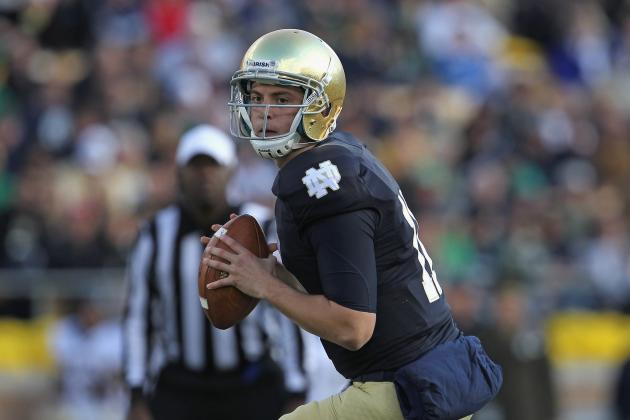 Notre Dame Football: Assessing Which QB Should Start for Irish in 2012