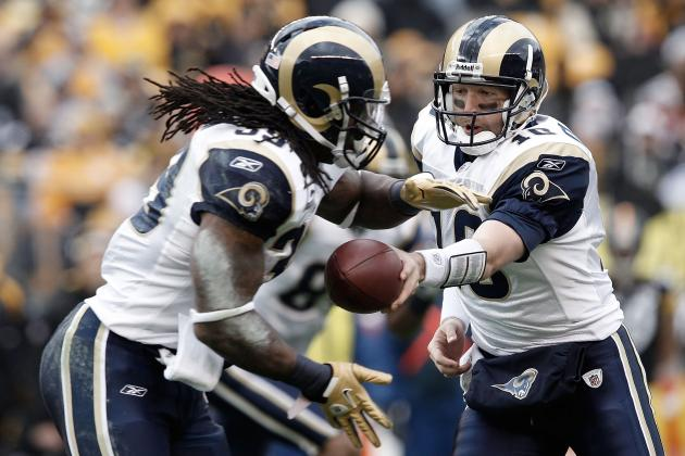 St. Louis Rams' 2012 Schedule: Full Listing of Dates, Time and TV Info