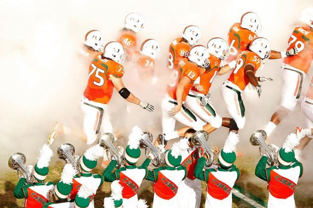 Miami Hurricanes Spring Game 2012: Date, Start Time, TV Info and More