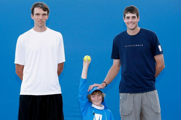 John Isner, Milos Raonic and Ivo Karlovic: Comparing the Big Servers on Tour